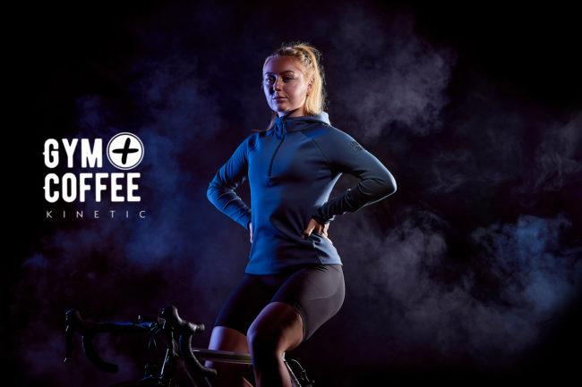 Gym + Coffee Kinetic campaign
